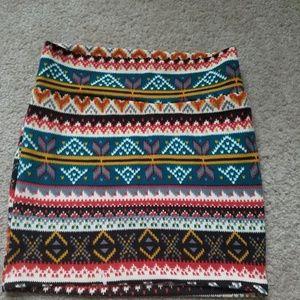 Body Central Skirt
